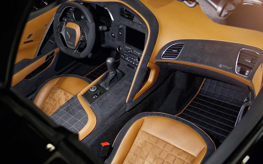 [VIDEO] Prior Design Reveals Widebody C7 Corvette Stingray ...