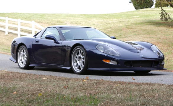 Corvettes on eBay: Dale Jr.'s 1999 Corvette Callaway C12