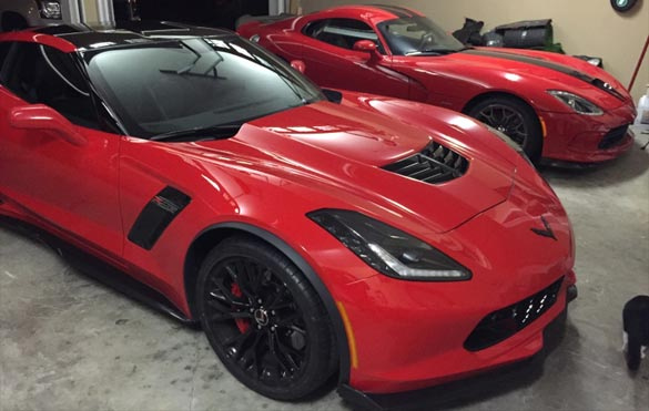 Redemption for Corvette Z06 with First Blown Engine