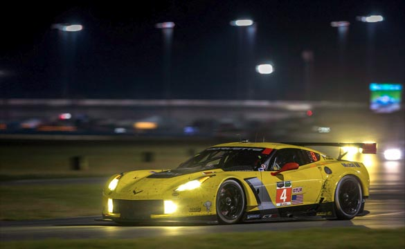 Corvette Racing Links for the 2015 Rolex 24 at Daytona