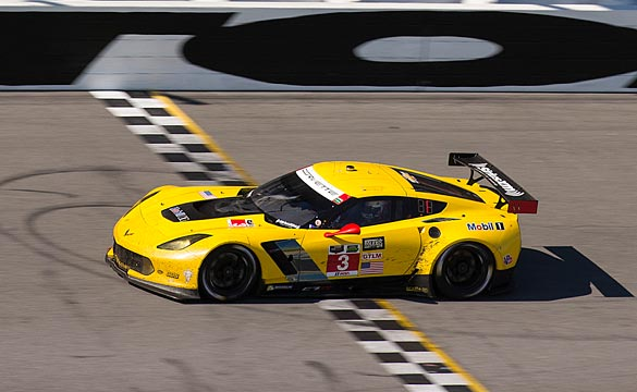 Corvette Racing at Daytona: Rolex 24 GTLM Win for Corvette C7.R