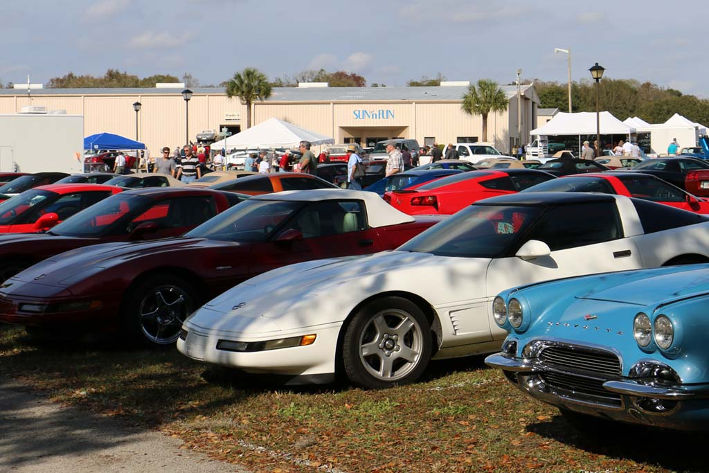 ... at Sun 'n Fun in Lakeland, FL - Corvette: Sales, News & Lifestyle