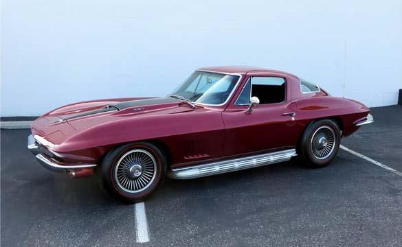 1967 L71 Corvette