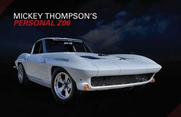 Mickey Thompson's 1963 Corvette Z06