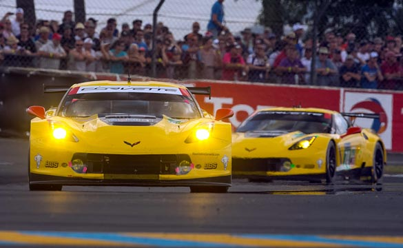 Corvette Racing Receives Two Invitations for the 2015 24 Hours of Le Mans