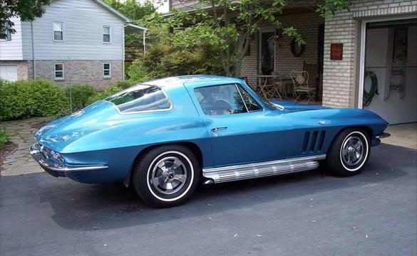 stolen 1966 corvette stolen from hotel parking lot in moultrie ga corvette sales news lifestyle 1966 corvette stolen from hotel parking