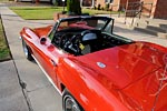 St. Bernard Classic Corvette Giveaway is Offering a 1967 Corvette Sting Ray Convertible