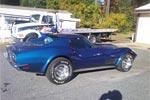 Stolen 1972 Corvette Found after 43 Years