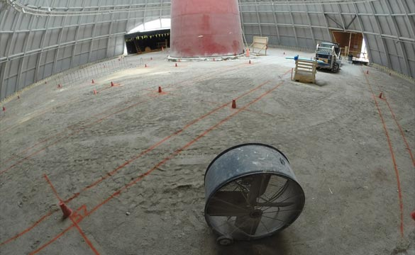 The Corvette Museum Commemorates the One Year Anniversary of the Sinkhole