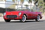 1954 Corvette Offered by Mecum's Las Vegas Auction at No Reserve