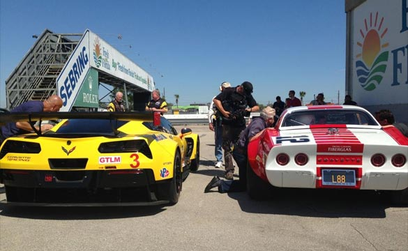 [DRV ALERT] Velocity TV's AmeriCarna Looks at Corvette Racing's DNA From L88 to C7.R