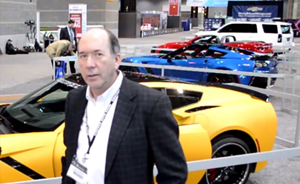 BoldRide Talks to Ken Lingenfelter at the Chicago Auto Show
