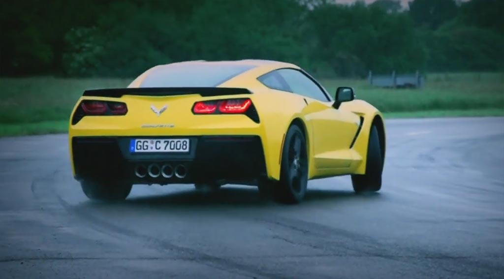 spoiler alert c7 corvette stingray on top gear tonight corvette. Cars Review. Best American Auto & Cars Review