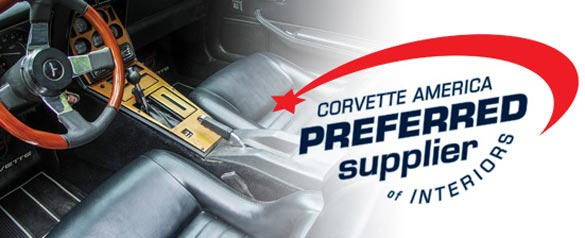 Save 10% on Corvette America's Interiors