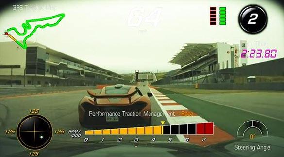 [VIDEO] Corvette Z06 Captures the Insanely Fast McLaren P1 on PDR