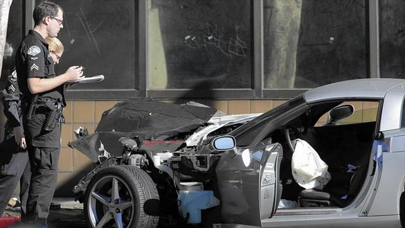 No Charges for Three Los Angeles Police Officers Who Shot and Killed a C6 Corvette Driver