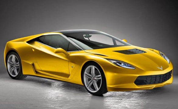 [PIC] Automobile Magazine Renders the C8 Zora ZR1 Mid ...