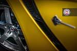 C7 Corvette Stingray Rides on Classic Five-Spoke HRE Wheels