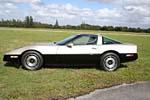 Corvettes on eBay: Rare Malcom Konner Edition 1986 Corvette