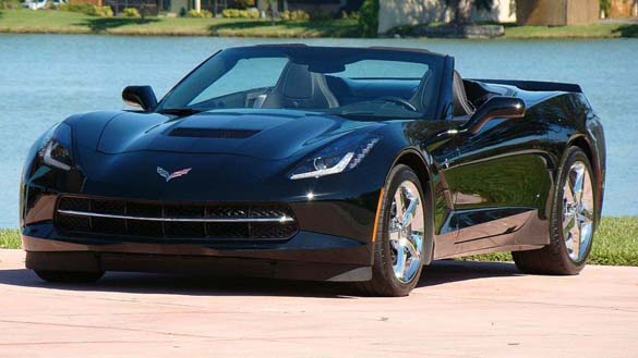 [GALLERY] Black Friday! (41 Corvette photos)