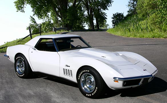 Highly Decorated 1969 L88 Corvette Heading to Amelia Island Auction