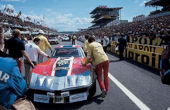 See Mid America Motorworks' 1968 L88 Rebel LeMans Corvette Racer at Amelia Island