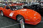 The Corvettes of the 2015 Detroit Autorama