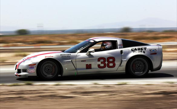 Corvette 'Z06Life' Scores First Victory in Opening Round of the 2015 Optima Batteries Ultimate Street Car Series
