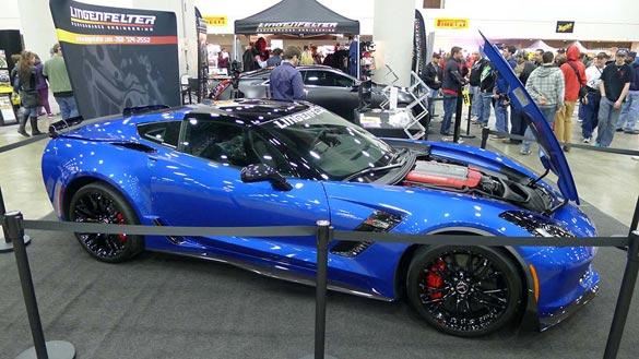 [PICS] The Corvettes of the 2015 Detroit Autorama