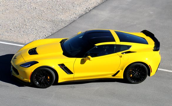 [RUMOR] Is Velocity Yellow on the Way Out for the 2016 Corvette?