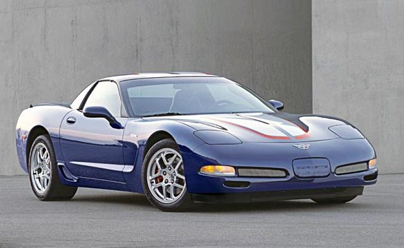 Collectible Corvettes: 2004 Corvette Z06 Commemorative Edition ...