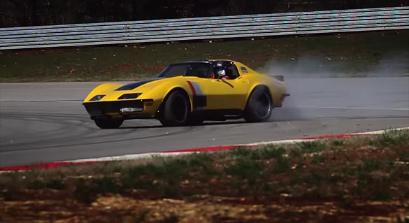 [VIDEO] The '48 Hour Corvette' Hits the Track at the Corvette Museum's Motorsports Park