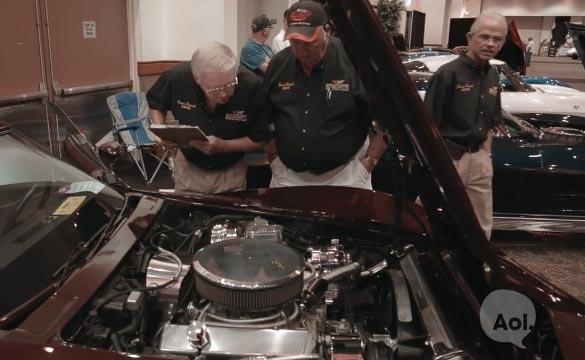 [VIDEO] Autoblog's Car Club USA Visits Bowling Green's Corvette Homecoming Show