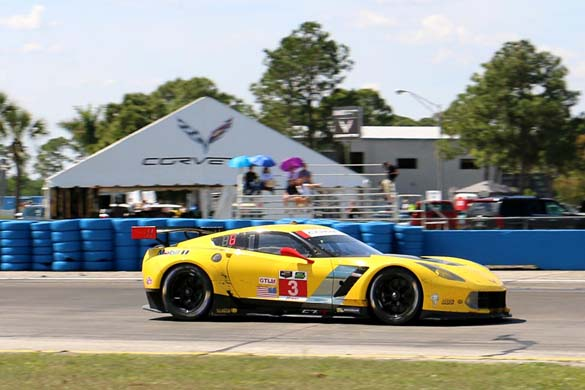 [GALLERY] Corvette Racing at the 12 Hours of Sebring (30 Corvette photos)