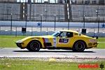 Ridetech's 48 Hour Corvette Dominates Optima Ultimate Street Car Event in Texas
