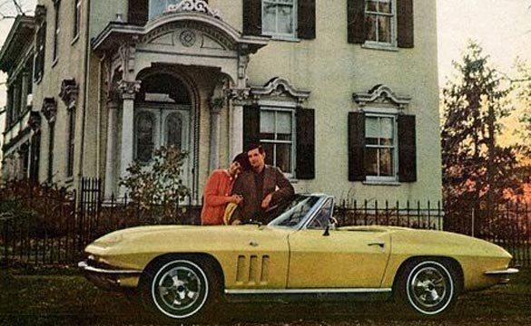 [PIC] Throwback Thursday: Vintage 1966 Corvette Advertisement
