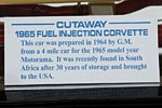 1965 Cut-Away Corvette Autorama Display Could Fetch Over $1 million at RM's Texas Sale
