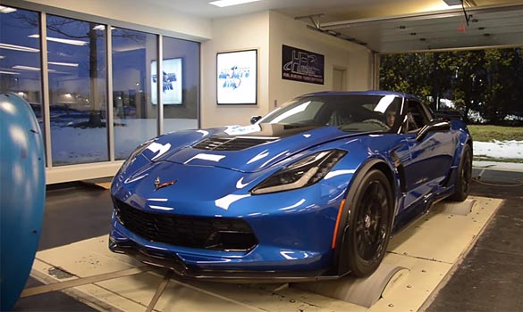 [VIDEO] A 2015 Corvette Z06 Visits Smokey's Dyno
