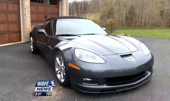 [VIDEO] Couple Helps Break Up Car Theft Ring after Selling Corvette on Craigslist