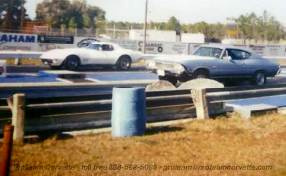ProTeam Corvette: 1968 L88 Corvette Has Documented Drag Racing History