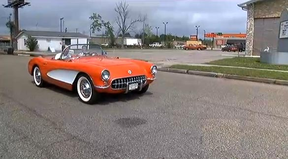 1957 Corvette Transformed from Basket Case to Bayou Cruiser