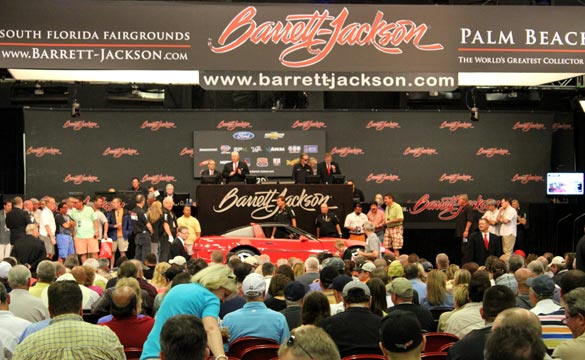 Corvette Auction Preview: 2015 Barrett-Jackson Palm Beach