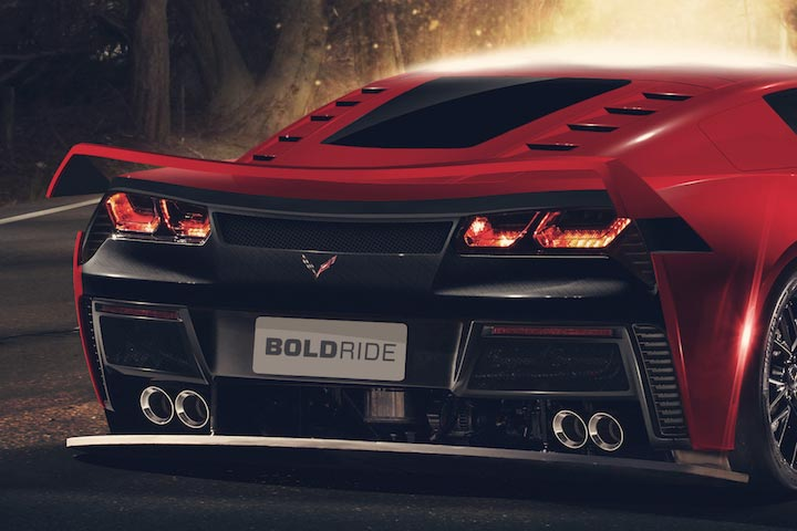 [PICS] Bold Ride Renders the 2017 Zora ZR1 Mid Engine ...