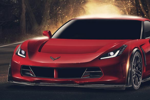 [PICS] Bold Ride Renders the 2017 Zora ZR1 Mid Engine Corvette