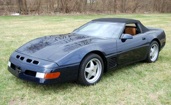 corvettes on ebay 1989 callaway twin turbo b2k aerobody convertible corvette sales news. Black Bedroom Furniture Sets. Home Design Ideas