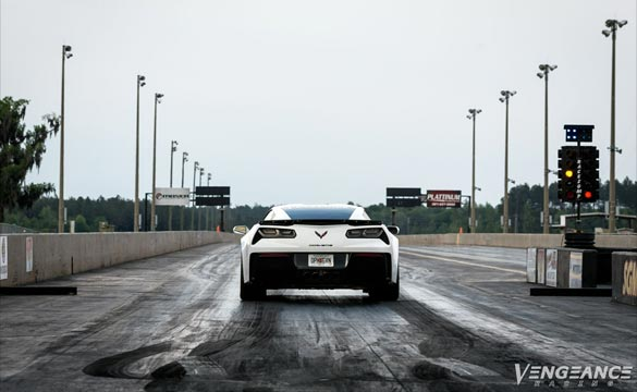Vengeance Racing Claims Fastest Z06 Title with 10.2 Second Quarter Mile Run