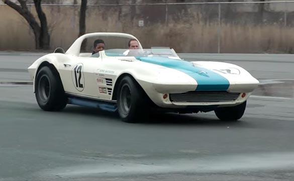 [VIDEO] Original 1963 Corvette Grand Sport Driven at the Simeone Museum