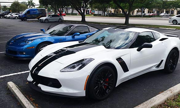 Corvette Delivery Dispatch with National Corvette Seller Mike Furman for Week of April 12th