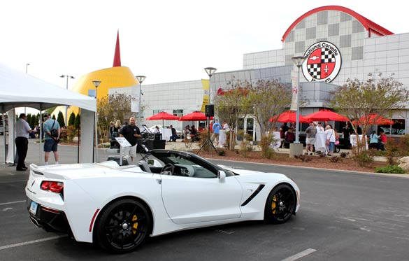 National Corvette Museum >> The 2015 National Corvette Museum Bash Is April 23rd 25th
