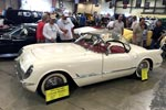 1954 Corvette with Rare Bubble Top Sells for $88,000 at Barrett-Jackson Palm Beach
